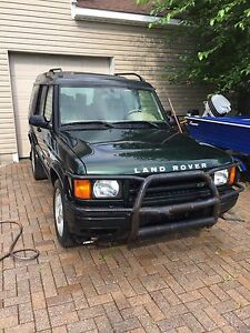 Land rover discovery 2 (low Kms)