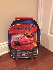 Bagage de cabine pour enfant Flash McQueen.
