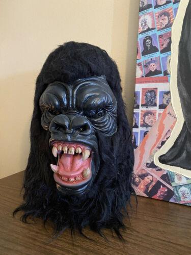 Be Something Studios - 1978 BUSHMAN - RARE OG - Latex Mask BSS BYBY GORILLA APE