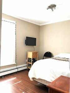 OCT FREE- ALL IN - BEAUTIFUL JUNIOR 1 BDRM APT, WEST END, PET OK