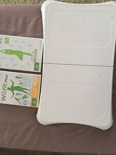 Wii fit balance board plus 2 games Kirwan Townsville Surrounds Preview