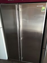 WESTINGHOUSE 660LITRES STAINLESS SIDE BY SIDE FREE DELIVERY&WARRANTY Parramatta Parramatta Area Preview