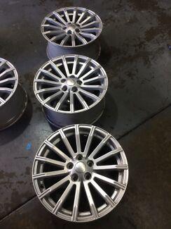 "19"" Range Rover Wheels"