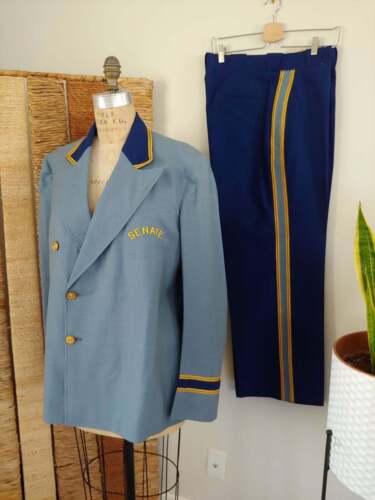 Vintage Senate Suit Uniform 1940s
