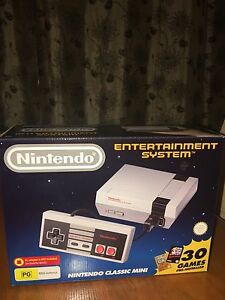 NEW MINI NES (Unopened) Calamvale Brisbane South West Preview