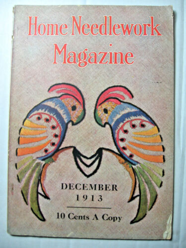 December 1913 Home Needlework Magazine