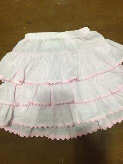 Parade pink girls skirt