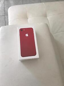iPhone 7 128gb red Singleton Rockingham Area Preview