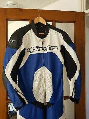 Motorcycle Leather Alpinestars One Piece Suit