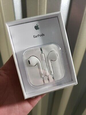 NEW Original Apple Earpods Earbuds 3.5mm jack for iPhone iPhone 6s+ and under