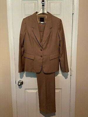 Womans The Limited Brown Pant Suit  - Size 12