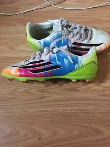 Size 4 Adidas Cleats