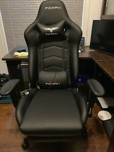 Ficmax Gaming and Office Chair (black) - Mint condition