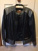 Womens Harley Davidson Leather Large