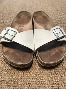Ladies Birkenstock Madrid Sandals- size 39- $45