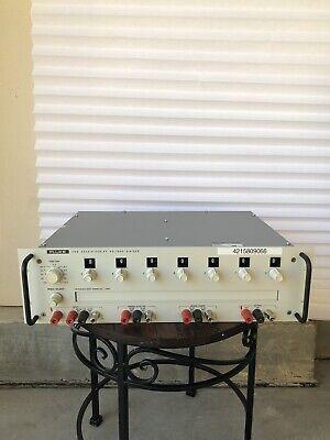 Fluke 720a Kelvin-varley Voltage Divider Powered On