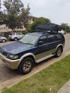 2000 Mitsubishi Challenger SUV Freshwater Manly Area Preview