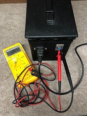 12 Dc Volt Power Supply Xlr Out