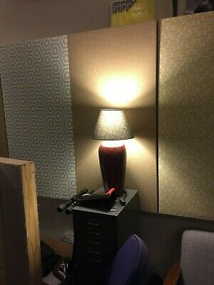 recording studio acoustic panel absorber GIK Acoustics fabric