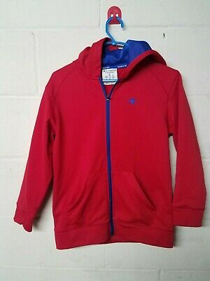 Champion Powertrain Double Dry Youth Size Medium Zip Hooded Sweater Boy's  Champion Double Dry Hooded Jacket