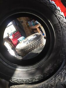 Tire Set for Sale ~ Newly Reduced price