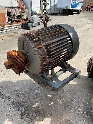 Baldor 100 Hp Electric Motor
