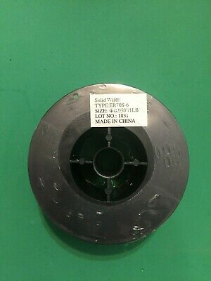 New Soldering Solid Wire Er70s-6 Size 0.030 1 Lb