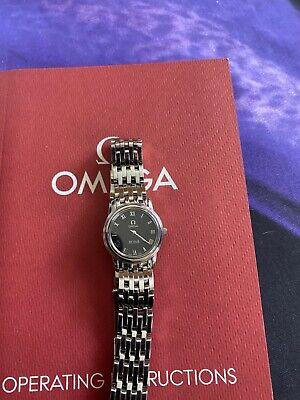 Ladies Omega De Ville Watch 45705200