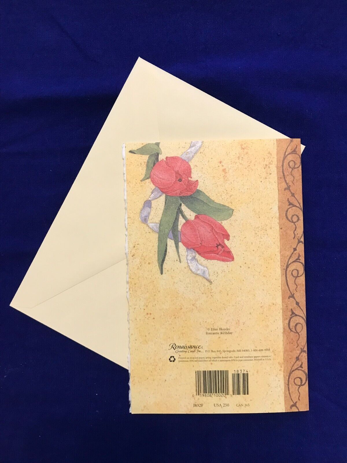 Love Birthday Greeting Card - You ve Given Me So Many Spec Renaissance NEW A44  - $3.75