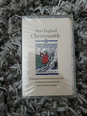 New England Christmastide 2 Cassette 1987, North Star CS0006
