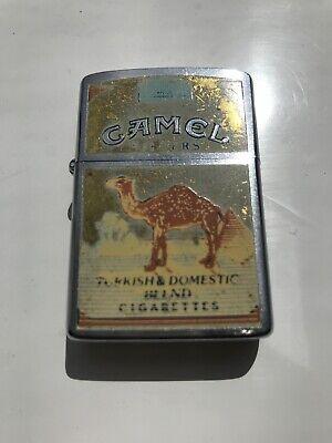 Zippo Lighter CAMEL