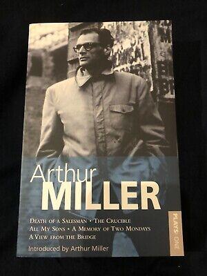 Plays: Volume 1 - Arthur Miller - Paperback