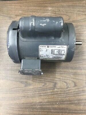 Ge Electric Motor Model 5kc45sg1649t. 34 Hp 110volts