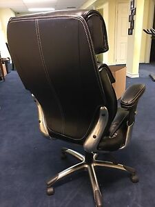 Leather Office Chair London Ontario image 3