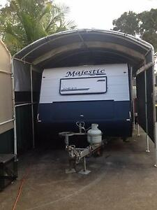 19.6ft Majestic Rear Ensuite Caravan Panania Bankstown Area Preview