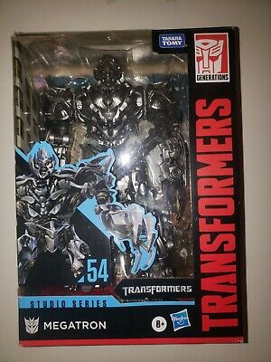 Transformers Megatron Hasbro Studio Series 54 Voyager Class Action Figure