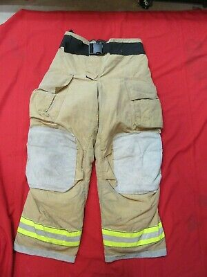 Mfg. 2011 Globe Gxtreme 36 X 32 Firefighter Turnout Bunker Pants Fire Rescue