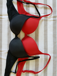 2x Lovable 'Suddenly Shapely' contoured bras 10A
