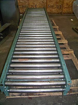 NEW HYDROL roller conveyor, roller table conveyor