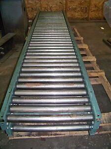 NEW HYDROL roller conveyor, roller table conveyor