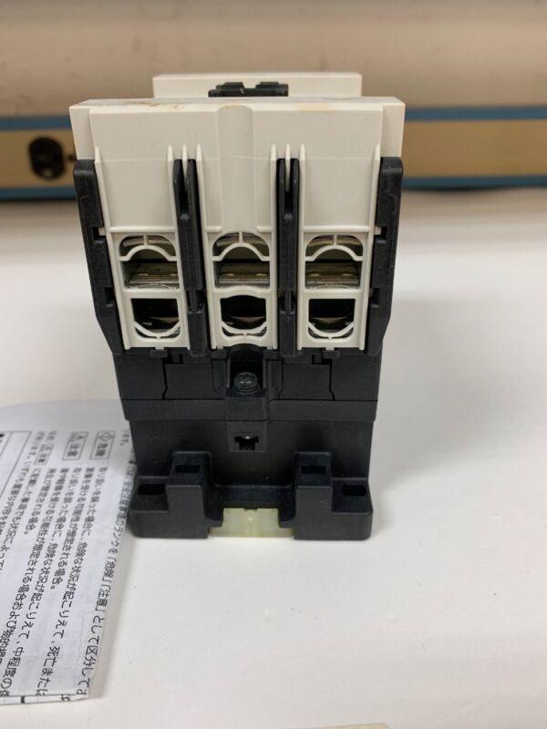 New! FUJI ELECTRIC MAGNETIC CONTACTOR SC-E4 *No Box,Fast Shipping* Warranty!