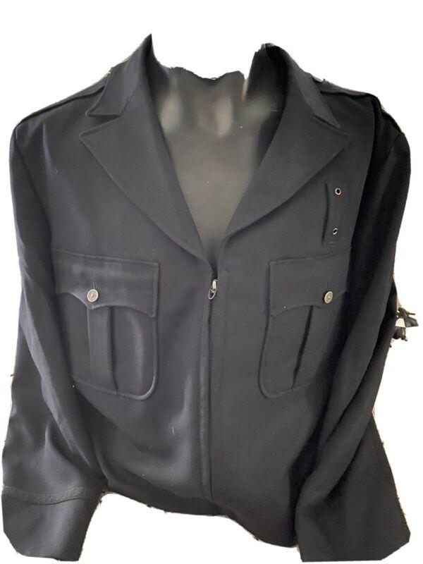 Vintage LAPD Dress Tunic