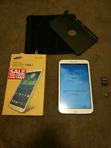 Samsung Galaxy tab 3 sm-t310 16g wifi + 16g microSD Erskineville Inner Sydney Preview