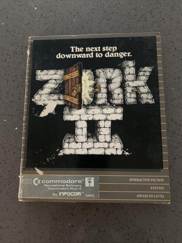 Zork 2 for Commodore Plus/4 COMPLETE