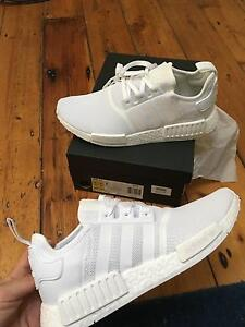 Adidas NMD white 10.5US NEW Carlton North Melbourne City Preview