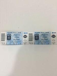 Anzac Day Essendon vs Collingwood Tickets x 2 Altona Meadows Hobsons Bay Area Preview