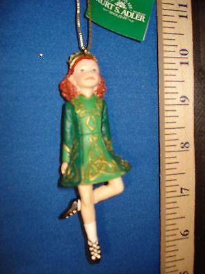 Irish Ornament Girl Dancer 8385 17 for sale  Winchester