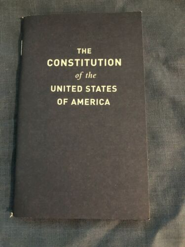 The Constitution Of The United States & Know Your Rights Pocket Size Copy