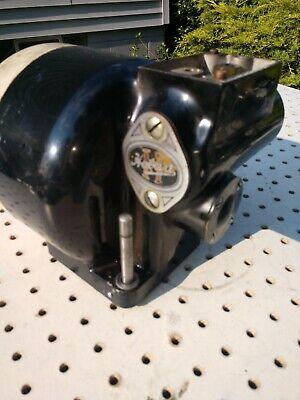 Genuine Hobart 110 Commercial Meat Slicer Motor Gear Box And Blade Mount.