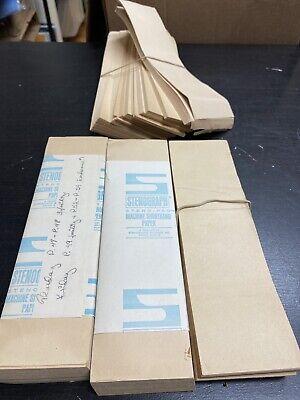 Stenograph Steno Pad Shorthand Paper Lot Pp